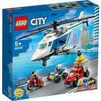 シティ 60243 ポリスヘリコプターの追跡