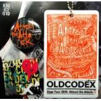 中古その他雑貨(男性) OLDCODEX パスケース&缶バッジセット 「OLDCODEX Zepp Tour 2014 -At