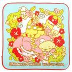 中古タオル・手ぬぐい(キャラクター) ピカチュウ&ヤドン タオル 「一番くじ Pikachu and Fr