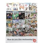 中古ポスター(男性) A1ポスター DVDパッケージデザイン 「一番くじ 水曜どうでしょう おみまいするぞ!」 B賞