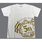 中古Tシャツ(キャラクター) ロゴマーク Tシャツ ホワイト Sサイズ 「うたの☆プリンスさまっ♪ マ