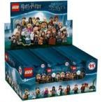新品おもちゃ【ボックス】LEGO ハリー・ポッター&ファンタスティック・ビースト ミニフィギュアシリーズ 71022