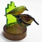 中古ペットボトルキャップ メジロ 「バードテイルズ 鳥の巣コレクション」 癒し系ボトルキャップ