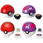 中古食玩 おもちゃ 全4種セット 「ポケットモンスターXY&Z ポケモンアクションボール」