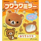 中古食玩 雑貨 7.リラックマ 「フワフワミラー」 <食玩>