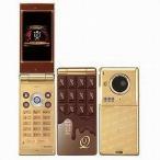 中古携帯電話 携帯電話 STYLE series Q-pot. メルティビター[SH-04B]