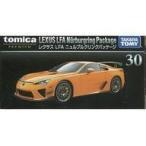 新品ミニカー レクサス LFA ニュルブルクリンクパッケージ(オレンジ) 「トミカプレミアム 30」