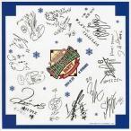 中古紙製品(キャラクター) 青道高校メンバー 複製サイン色紙クリスマスver 「ダイヤのA 青道高校 青心寮クリス