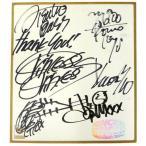 中古紙製品(女性) プリンセス プリンセス 直筆サイン色紙 「PANIC TOUR'96 〜解散を遊ぼう〜」 会場CD購