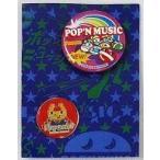 中古バッジ・ピンズ(キャラクター) D.ニャミ ピンズ&缶バッジセット 「ポップンミュージック 缶バッジコレクション