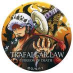 中古バッジ・ピンズ(キャラクター) トラファルガー・ロー(奪) 「ワンピース 輩〜YAKARA〜缶バッジ PINK&GOLD」