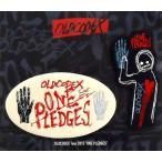 """中古バッジ・ピンズ(男性) OLDCODEX ワッペンブローチ(2個セット) 「OLDCODEX Tour 2015 """"ONE PLEDGES"""""""