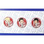 中古バッジ・ピンズ(キャラクター) 稲実セット 描きおろしSD缶バッジ(3キャラセット) 「ダイヤのAオールスターゲームII」