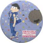 中古バッジ・ピンズ(キャラクター) カラ松 「おそ松さん 松の市 in TGC トレーディング缶バッジ」