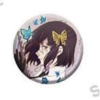 バッジ ピンズ キャラクター  中島敦 背景青   文豪ストレイドッグス 缶バッジセレクション Vol.2