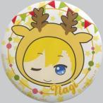 中古バッジ・ピンズ(キャラクター) 六弥ナギ 缶バッジ 「アミューズメント一番くじ アイドリッシュセブン〜クリスマス