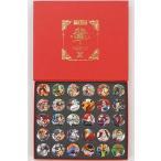 中古バッジ・ピンズ(キャラクター) 全30種セット 輩〜YAKARA〜缶バッジ コンプリートコレクション RED 「ワンピ