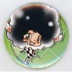 中古バッジ・ピンズ(キャラクター) ランボ 「家庭教師ヒットマンREBORN! コレクション缶バッジ〜WJ50周年