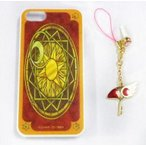 中古モバイル雑貨(キャラクター) A.クロウカード&封印の杖 モバイルセット(iPhone5/5s対応) 「カードキャプターさくら」