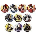 新品バッジ・ピンズ(キャラクター)【ボックス】戦国BASARA 真田幸村伝 缶バッジコレクション