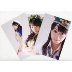 中古ポストカード(女性) 水樹奈々 ポストカードセット 「NANA MIZUKI LIVE FIGHTER 2008〜RED SIDE
