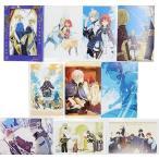 中古ポストカード(キャラクター) 赤髪の白雪姫 ポストカードコレクション(10枚セット) LaLa 2015年8月号付録