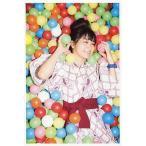 中古ポストカード(女性) 深川麻衣(乃木坂46) ポストカード(カラーボール) 「ファースト写真集 ずっと、そばにいたい」