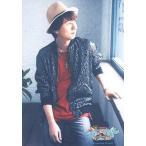 中古生写真(男性) Trignal/木村良平/膝上・衣装黒.赤・帽子・目線右/「Kiramune Presents Trignal