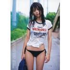 中古生写真(女性) 馬場ふみか/膝上・衣装Tシャツ白・顔傾げ・野外/写真集「色っぽょ」特典生写真