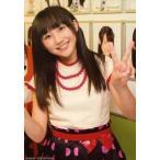 中古生写真(AKB48・SKE48) 薮下柊/上半身・衣装白.赤.黒・水玉柄・左手ピース/NMB48 紅白出場記念キャンペーン 生写真
