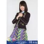中古生写真(AKB48・SKE48) 小田えりな/膝上・衣装黒/