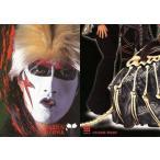 中古コレクションカード(男性) 009 : 聖飢魔II/ライデン湯沢殿下/「閻魔札 Ver. α」