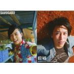 中古コレクションカード(男性) 07/45 : 佐野岳/レギュラー/JUNON 佐野岳 ファーストトレーディングカード