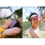 中古コレクションカード(男性) 32/45 : 佐野岳/レギュラー/JUNON 佐野岳 ファーストトレーディングカード