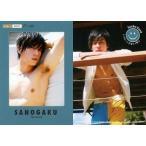 中古コレクションカード(男性) photocard 02 : 佐野岳/生写真カード(/80)/JUNON 佐野岳 ファーストトレーディ