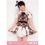 中古生写真(AKB48・SKE48) 朝長美桜/膝上・両手スカー