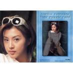中古コレクションカード(女性) NO.002 : 藤原紀香/Nine Puzzle Card/藤原紀香 トレーディングコレクション