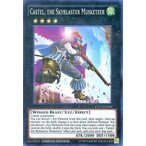 中古遊戯王 CT12-EN006 [SR] : Castel the Skyblaster Musketeer/鳥銃士カステル