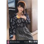中古生写真(AKB48・SKE48) 横山由依/「365日の紙飛行機」衣装(膝上・左手胸元)/CD「唇にBe My Baby」劇場盤特典生写真