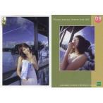中古コレクションカード(女性) No.09 : 若槻千夏/レギュラーカード/若槻千夏 コレクションカード 2002
