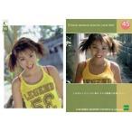 中古コレクションカード(女性) No.45 : 若槻千夏/レギュラーカード/若槻千夏 コレクションカード 2002