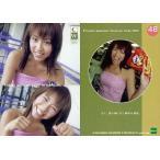 中古コレクションカード(女性) No.48 : 若槻千夏/レギュラーカード/若槻千夏 コレクションカード 2002
