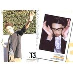 中古コレクションカード(男性) Regular 13 : 井上正大/レギュラーカード/ザ・テレビジョン HOMME