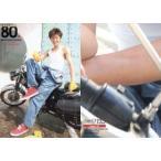 中古コレクションカード(男性) Regular 80 : 井上正大/レギュラーカード/ザ・テレビジョン HOMME