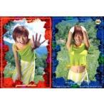 中古コレクションカード(女性) 042 : 釈由美子/レギュラーカード/YUMIKO SHAKU TRADING CARD 2001
