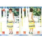 中古コレクションカード(女性) 118 : 釈由美子/リバース型抜きカード/YUMIKO SHAKU TRADING CARD 2001