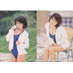 中古コレクションカード(女性) 027 : 釈由美子/レギュラーカード/SHIN YAMAGISHI TRADING P