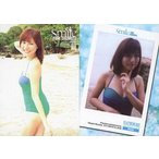 中古コレクションカード(女性) RG66 : 杉本有美/レギュラー/杉本有美プラチナボックストレーディングカード「smile」