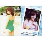 中古コレクションカード(女性) RG69 : 杉本有美/レギュラー/杉本有美プラチナボックストレーディングカード「smile」