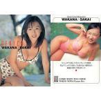 中古コレクションカード(女性) 006 : 酒井若菜/レギュラーカード/GENICA